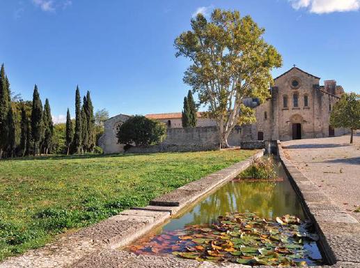 Abbaye de Silvacane_DR