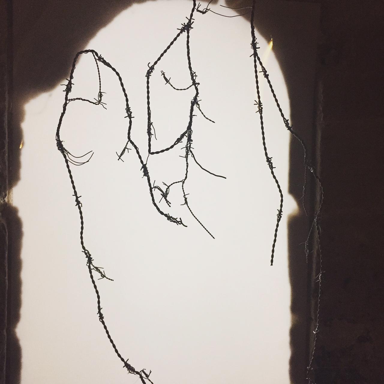 La main, Yazid Oulab, Couvent des Minimes