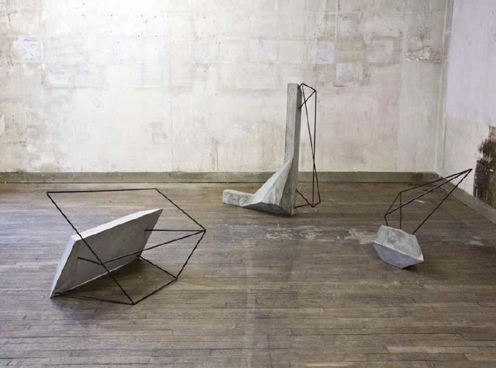 Nathalie Novain - Blocs - 2014
