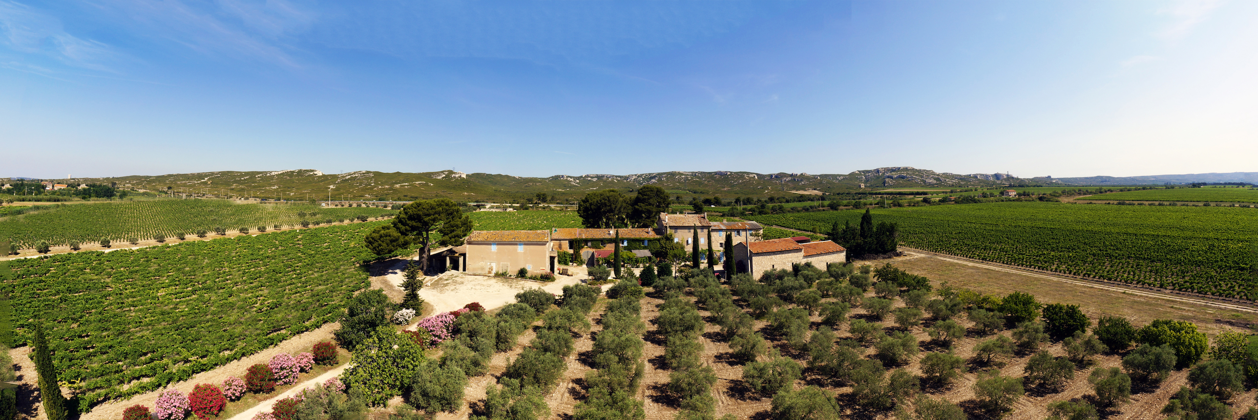 Panorama ferme Suriane_©DomainedeSuriane