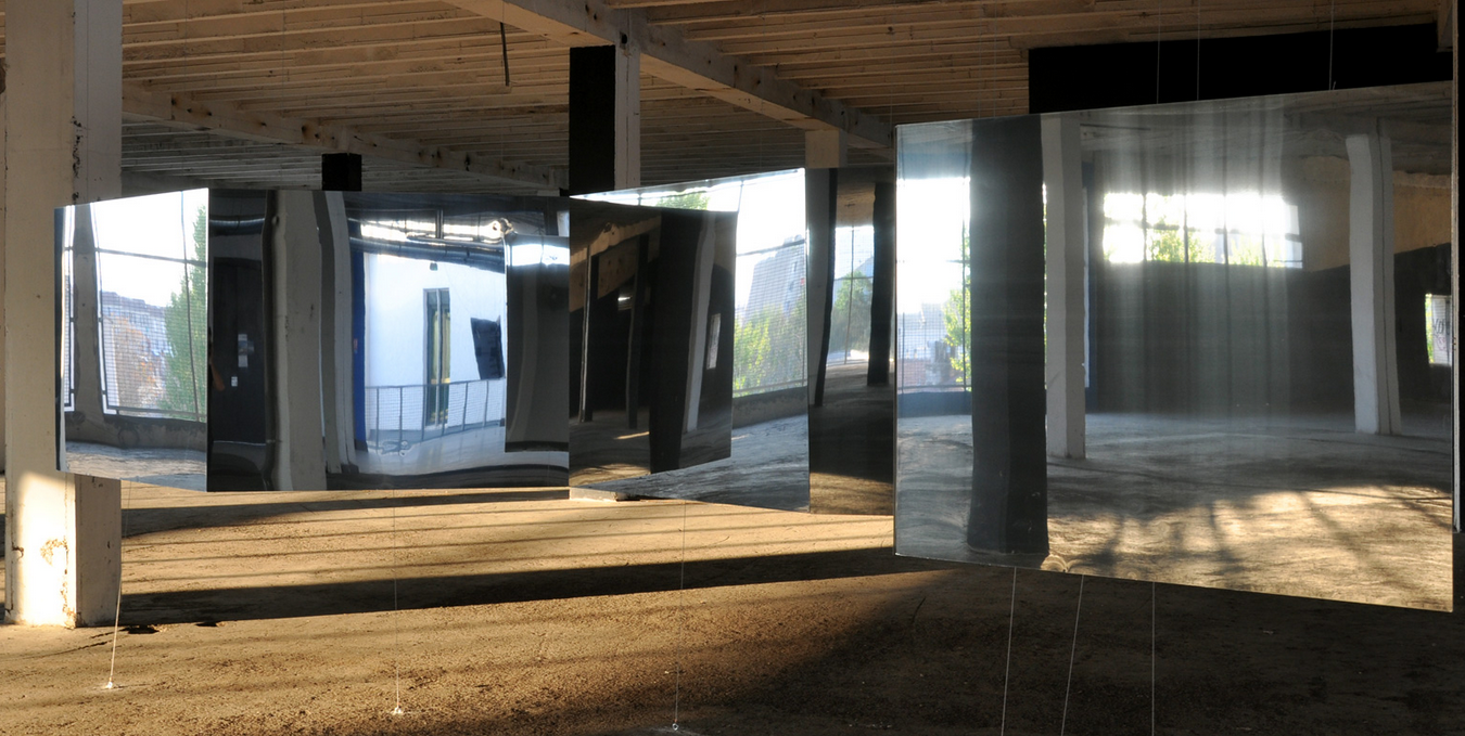 "Etienne Rey, "" Panoramique "", 2014"