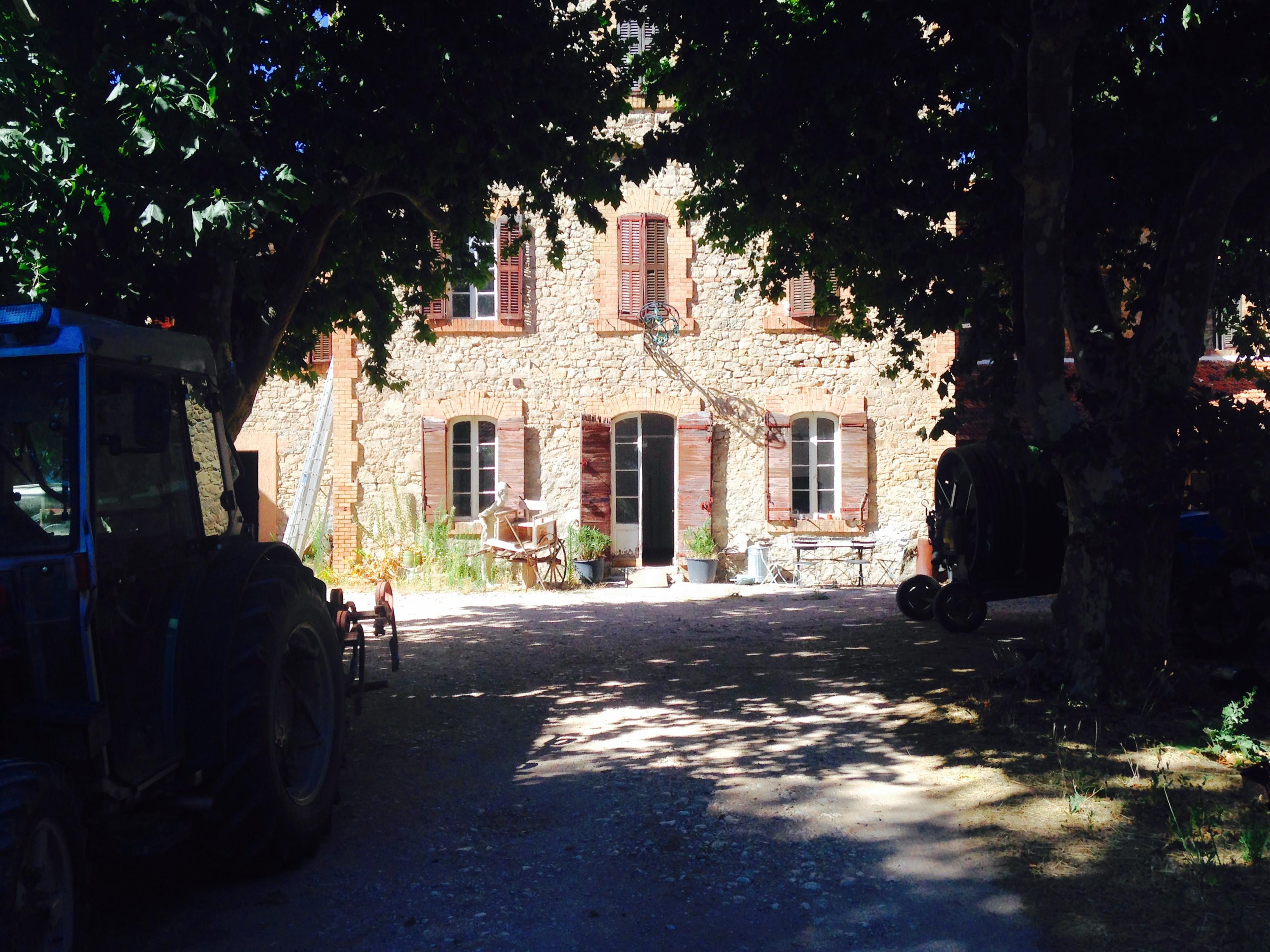 Bastide, Domaine du Défend, Rousset