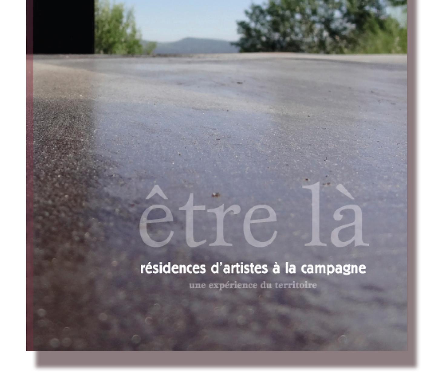 """Image couverture : Sandra Lorenzi, """" Cubilinctus """", Château Grand Boise, Trets, 2012, ©DR. Editions """" La fabrique sensible """""""