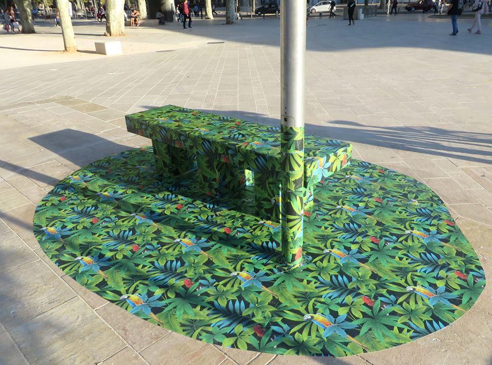 des espaces verts, aix en provence, 2016