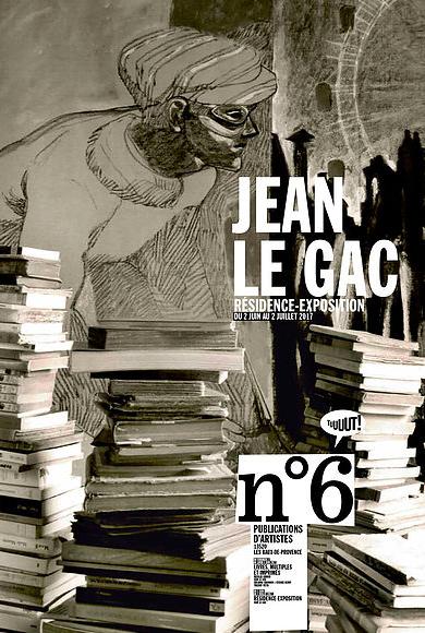 jean le gac publications d'artistes communication