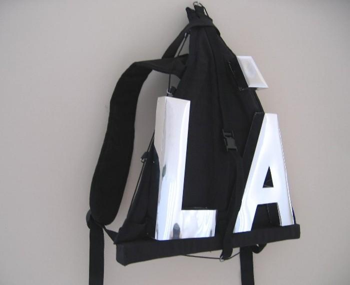 Laurent Suchy, là - sac à dos