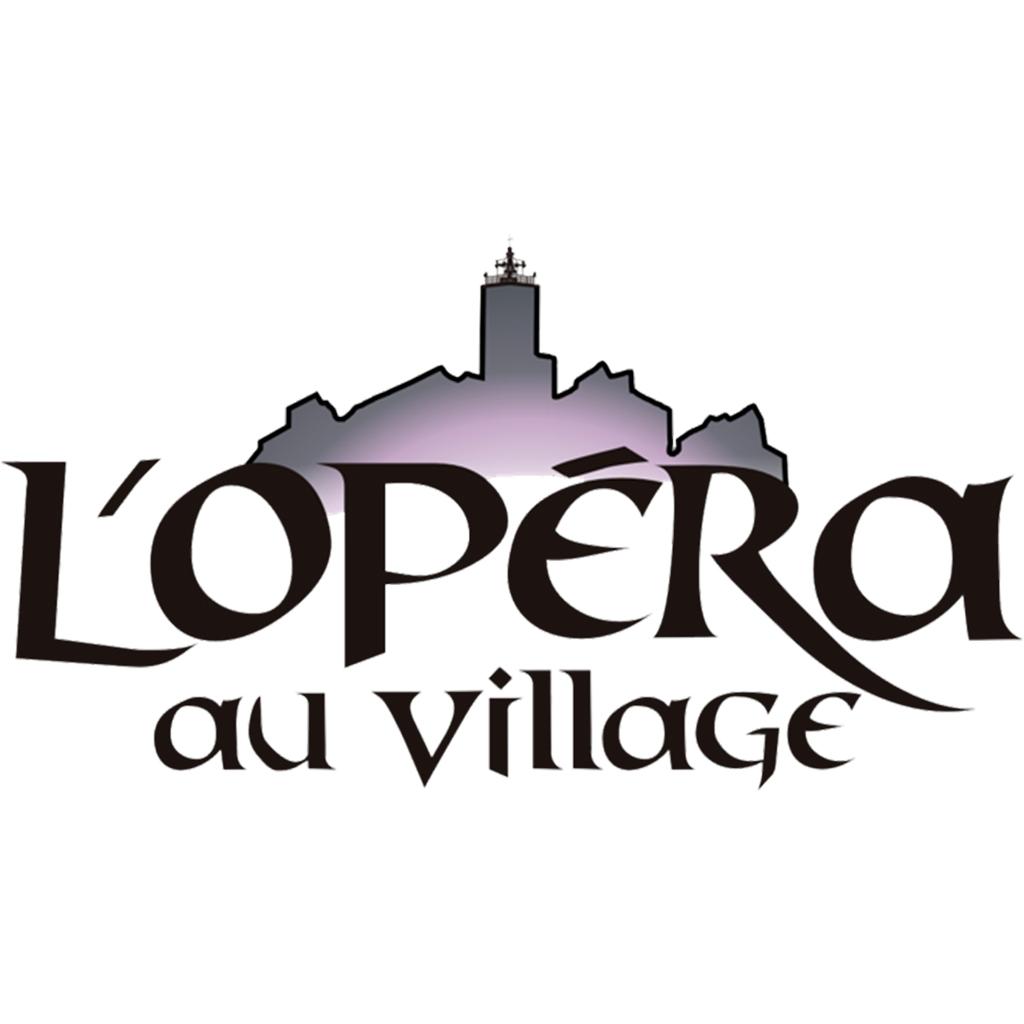 logo opéra au village