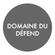logo Domaine du Défend