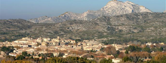 Panoramique Eyguieres