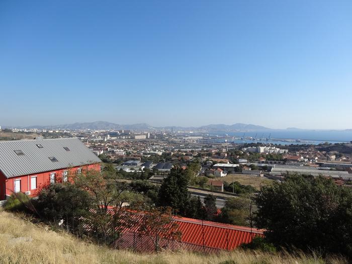 paysage vu de Richebois