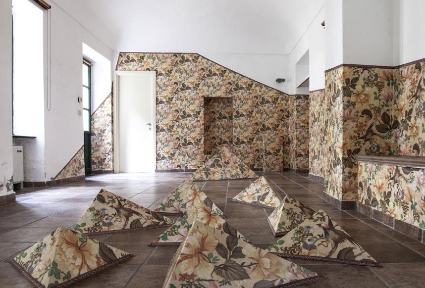 secret de famille - les angles morts, 2016, casa toesca - Rivarolo, Italie