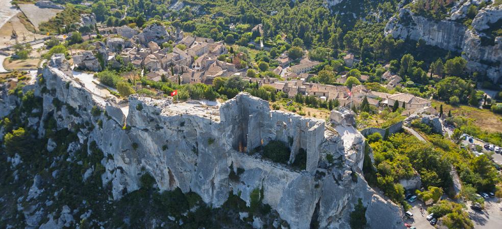 Maison d'Eguières, Les Baux de Provence
