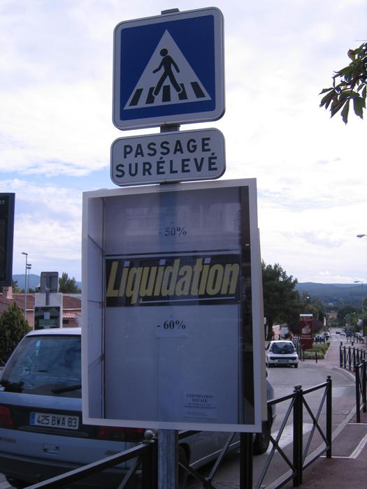 Vincent Bonnet : Liquidations, exposition automobile
